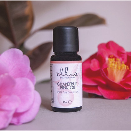 Ellia Grapefruit Pure Essential Oil 15ml