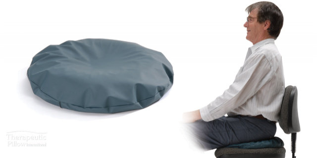Latex Ring Cushion - Donut Ring Coccyx Support Cushion