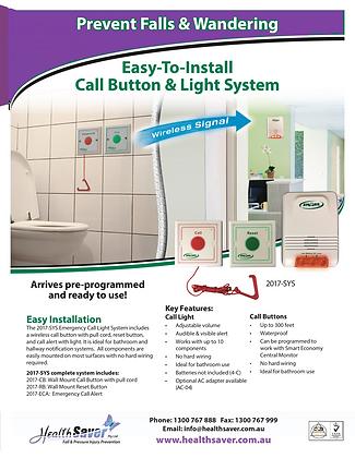 Emergency Call Light System