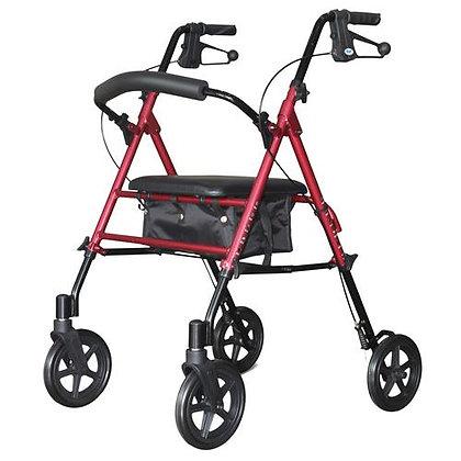 Rollator,Standard Adjustable Frame / Seat Height SWL 135kg