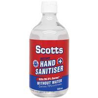 Scotts Hand Sanitiser 500ml