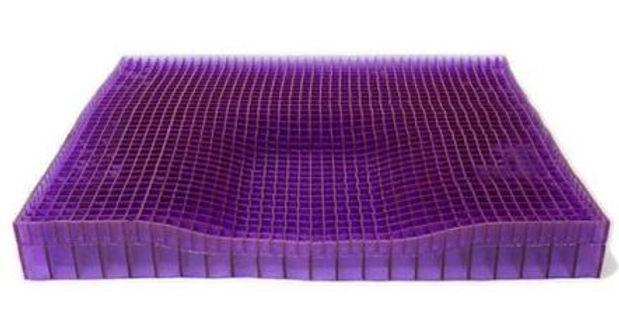 Ultimate Purple Seat Cushion