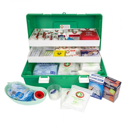 High Risk Portable First Aid Kit - Be Prepared