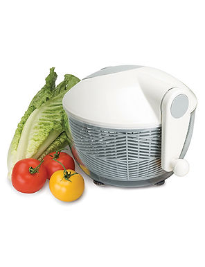 Avanti Salad Spinner Spinner White