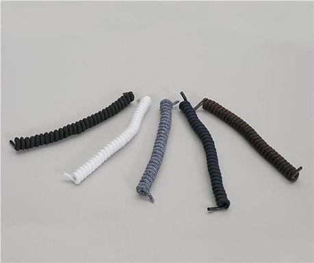 Coiler Shoe Laces, Pair