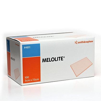 Melolite Non-Adherent Dressings 7.5 x 5cm B100
