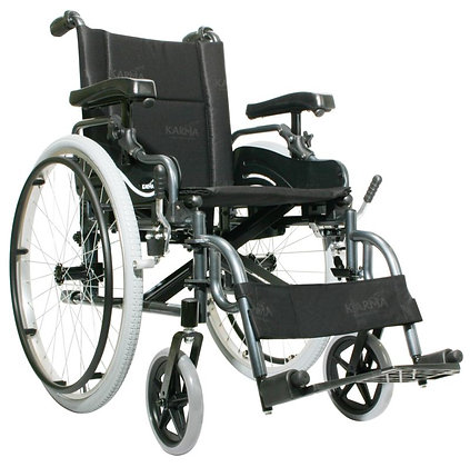 Karma Eagle Self Propelled Heavy Duty Wheelchair SWL 160kg