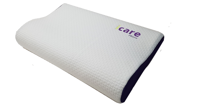 ICare Visco Contoured Pillow
