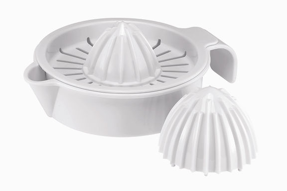 Plastic Juicer with 2 Domes 400ml