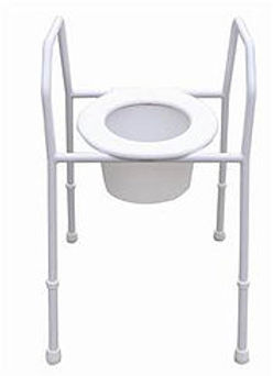 Over Toilet Aid, with Splash guard SWL125kg