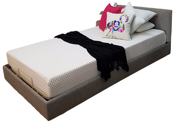 IC100 Non-Adjustable Bed