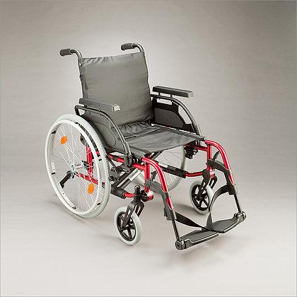 Breezy Basix 2 Lightweight Wheelchair SWL 125kg