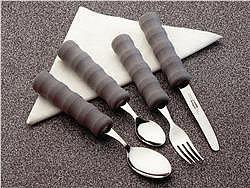 Lightweight Foam Handled Cutlery Set