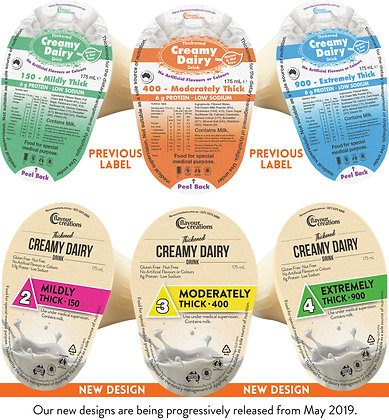 Flavour Creations Creamy Dairy
