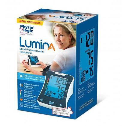 Physio Logic LuminaA Blood Pressure Monitor with Universal SizeArm Cuff