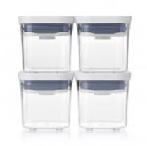 Oxo Good Grips Pop Mini Container Set of 4 200ml