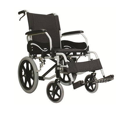 Karma Economy 800 Transit Folding Wheelchair SWL 115kg