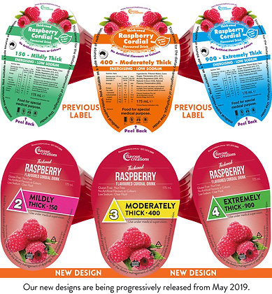Flavour Creations Cordials Raspberry