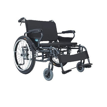 Karma Bariatric BT10 Self Propelled Wheelchair SWL 250kg