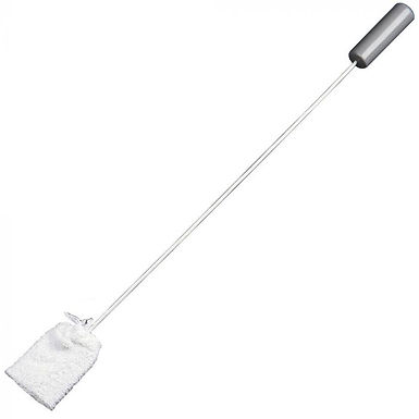 Long Handle Toe Wiper - Comes With Two Pads, 710mm Length