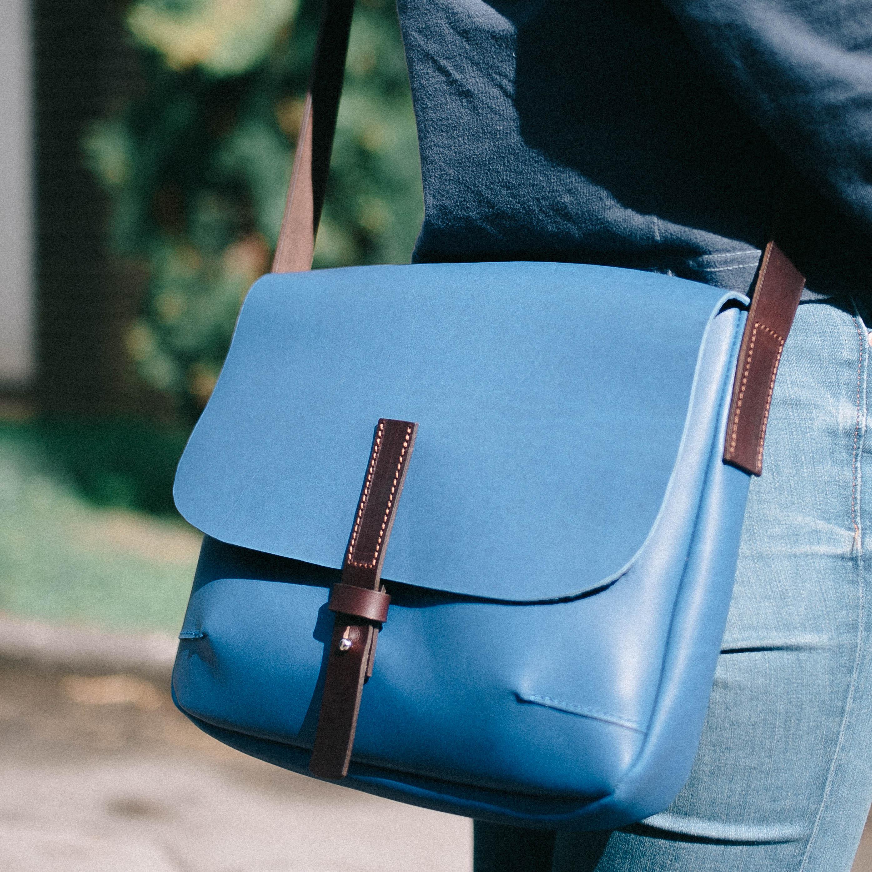 Blue Alice Bag
