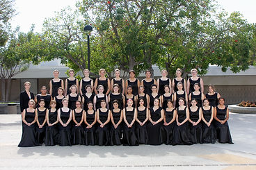 Foothill High School Choral Program, Foothill Choir