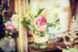 Wedding Flowers at Bury Court Barn Surrey, Photo by VLA Photography