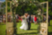 Wedding Flowers at Gildings Barn, Surrey