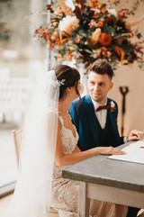 Wedding Flowers at Millbridge Court