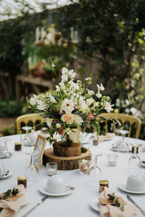 Wedding Flowers at West Green House