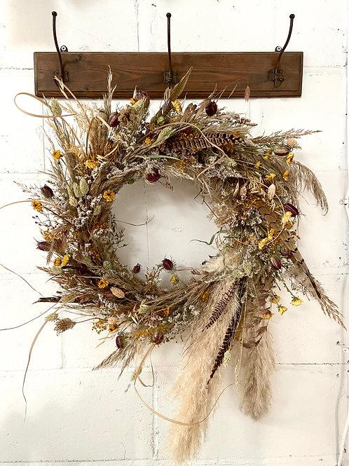 Everlasting Autumn Wreath