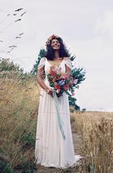 Sophie Rose Bridal - Coral Dress