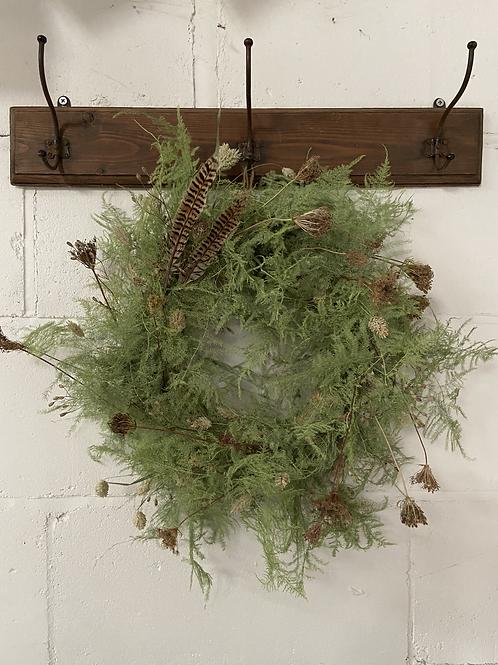 Everlasting Green Wreath