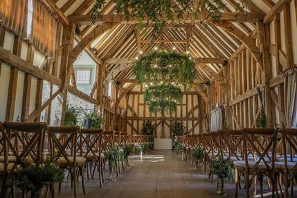 Wedding Flowers Gate Street Barn