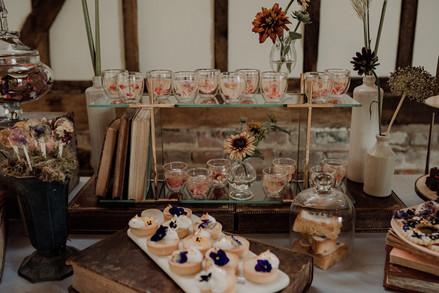 Romantic Autumn Barn Styled Shoot
