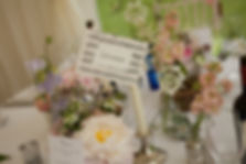 Wedding Flowers at Hill Place