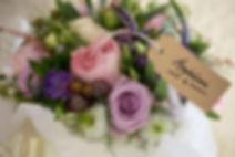Wedding Flowers at Farnham Castle Surrey, Photo by Schutters.com