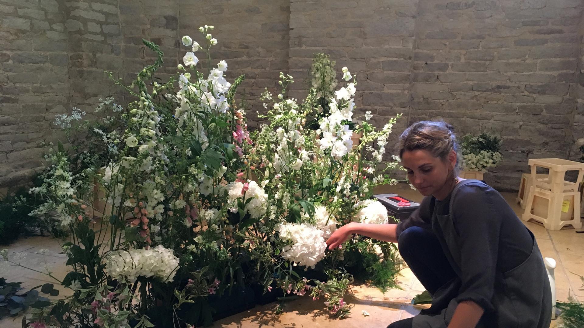 Hannah Berry Flowers | Farnham Florist | Wedding Flowers Farnham Surrey