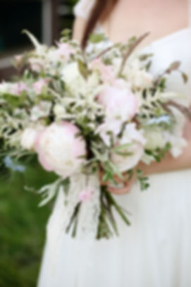 Photo by Dasha Caffrey, Wedding Flowers by Hannah Berry Flowers Farnham Surrey