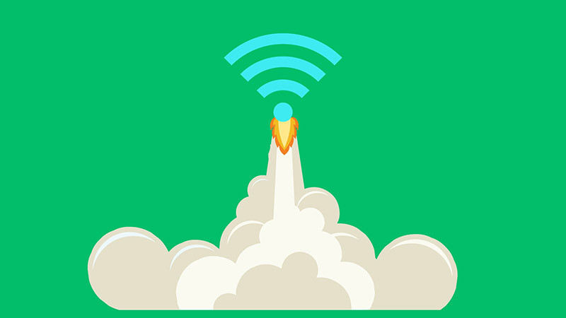 Kết nối nhanh hơn ở khu vực đông người với WiFi 6