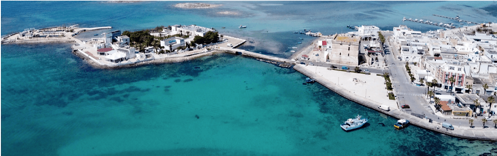 cnvision case study - Territorial Video Surveillance in Porto Cesareo: Maximum Efficiency and Security