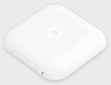 Right Side of Cambium XV3-8 WiFi 6 Access Point