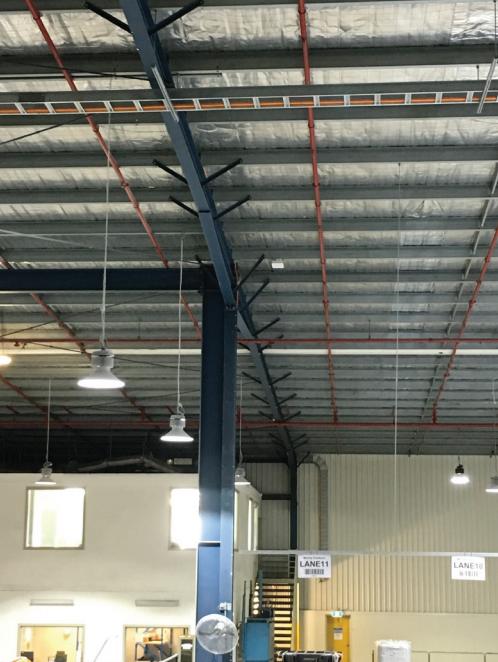 Annex Warehouse results - Cambium Case Study