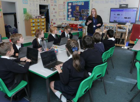cnPilotTM Connects 360 Students and Staff at St. John's Primary School - Case Study