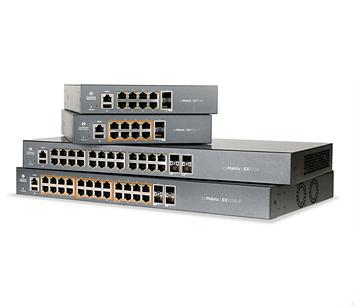 Cambium cnMatrix EX1000 Series Switches Data Sheet