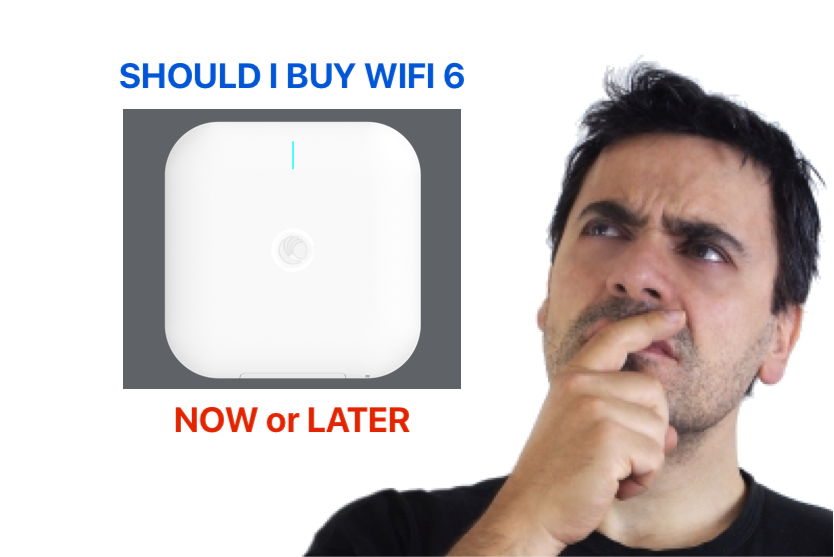 buy wifi 6 now or later