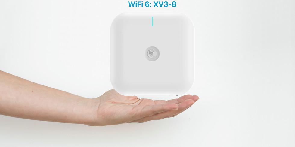 Webinar: Điều gì khiến Cambium WiFi và WiFi 6 đặc biệt ?
