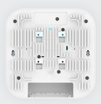 Back Panel of Cambium XV3-8 WiFi 6 Access Point