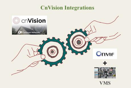 Cambium cnVision Integrations