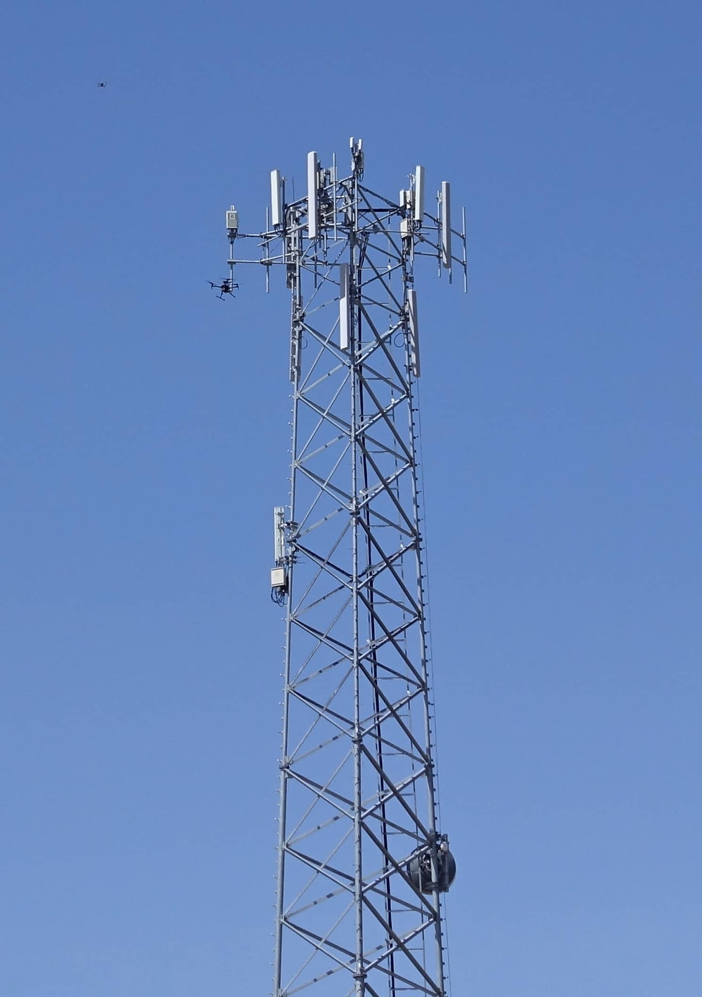 Cellular tower interference makes wifi slow and hard to fix